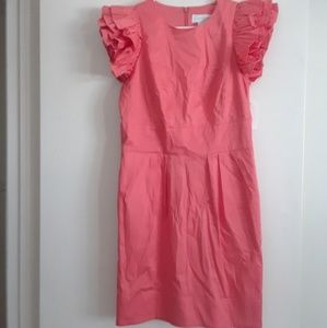 New Jessica Simpson dress size 8 coral pink